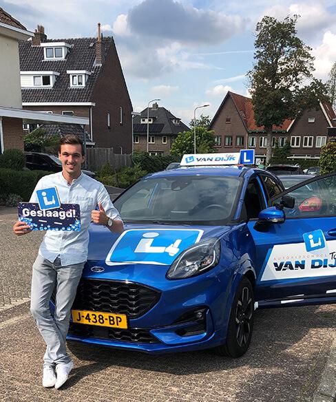 Autorijbewijs halen in Wijchen, Druten, Beuningen of Nijmegen